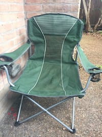 green camping chair Houston, 77056