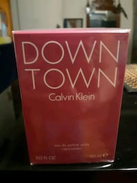 DOWN TOWN, de Calvin Klain, authentique, femme