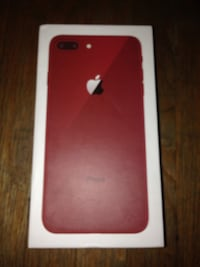 Red and black iPhone 8 plus 256 gb Toronto, M3N 2M2