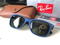 "Ray-Ban RB2132 58"" New Wayfarer Sunglasses Toronto"