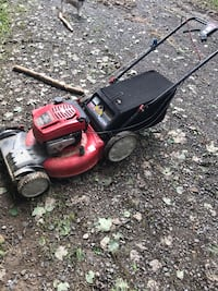 red and black Toro push mower Manassas, 20112