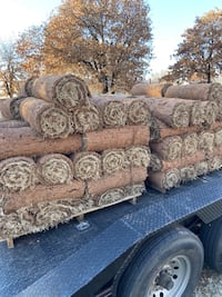 Sod delivery/installation