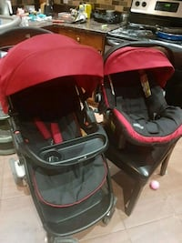stroller and car seat all in one Pickering, L1X 2T2