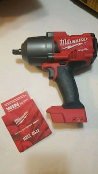Milwaukee fuel high torque drill Woodbridge, 22193