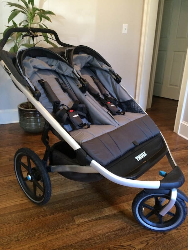 Used Thule Urban Glide 2 With Infant Insert For Sale In Atlanta Letgo
