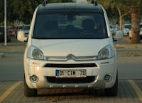 FULL+FULL Citroen Berlingo 2014 1.6 HDI 92 HP Cam  Adana