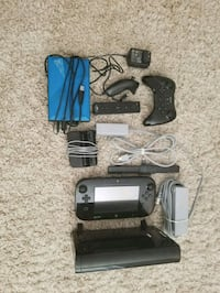 32GB Wii U Deluxe 2 controllers and over 40 games New Tecumseth, L9R 1V4