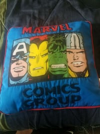 Marvel Comica Group Throw Pillow Winchester, 22601