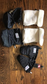 0-12 m Stones boots with winter insert & mitts Toronto, M9A 3W9