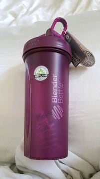 New purple bottle blender (28 oz) BPA free Toronto, M6R 2H6