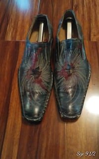 Leather dress shoe Los Angeles