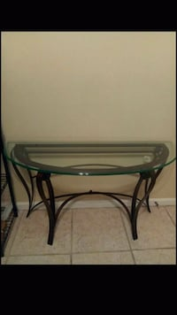 New Entrance Table $120 OBO West Palm Beach, 33414