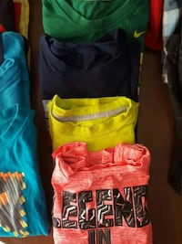 toddler's assorted-color clothes lot 844 mi