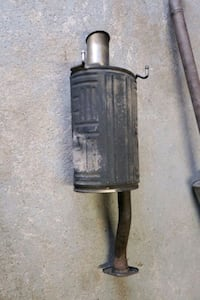 Rsx type S stock muffler an midpipe  Whitchurch-Stouffville, L4A 0Y1