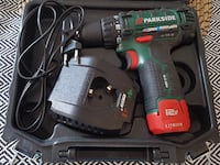 Parkside cordless drill pabs 12 b2