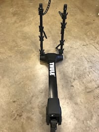 Thule apex XT 4 hitch bike rack Dallas, 75220