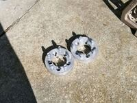 Wheel  adapters 5 lug 167 mi