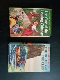 Nancy Drew and Hardy Boys Books - Grosset Dunlap 10 km