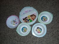 Toddler dishes Foley, 56329