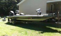 1988 stratos bass boat 20fter Napanoch, 12458