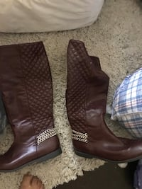 Size 11 boots I deliver for $6 xtra Los Angeles, 90005