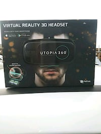 black Utopia 360 VR headset box Bay Shore, 11706