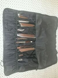 tip top kitchen Chef knife  and bag Fra Germany Oslo, 0277