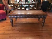 Solid wood coffee table Gainesville, 30506