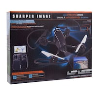 Sharper Image Streaming Edition Video Drone