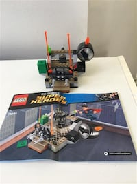 Lego Super Heroes Clash of the Heroes #76044