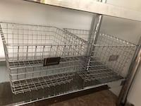 Stainless Steel Industrial Baskets x 3 Burnaby, V5A