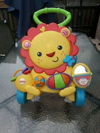 Fisher-Price Musical Lion Walker Toronto, M1E 3V4