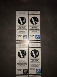 Fashion Week Tickets (Vancouver) Vancouver, V6R 2P5