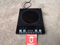 Portable Induction Cook Top Toronto, M5B 1H3