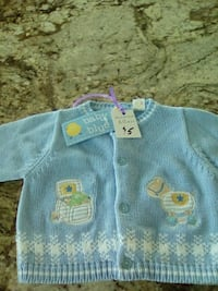 NEW Baby Sweater Kelowna, V1V