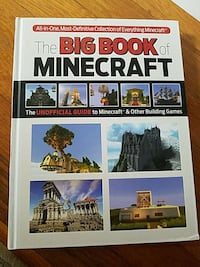 Minecraft Book Swansea, 02777