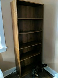 Bookcase with adjustable shelves Pittsburgh, 15218
