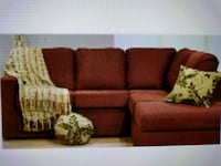 Small sectional couch 830 mi