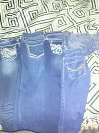 All size 3 name brand jeans, and size 3 shorts Bloomington, 47404