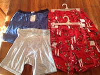 Men's boxers size small $1 each Pensacola, 32506