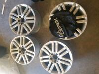 OME Mercedes C Class Rims 17in Lansdowne, 21227