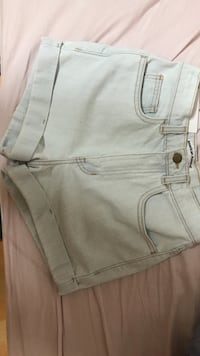 American Apparel high waisted shorts (size 25 new)