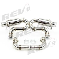 Cat-Back Exhaust, Stainless Steel, 3 Inch, Audi R [TL_HIDDEN]  - $865