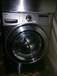 gray LG front-load washer Bothell, 98012