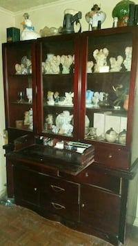 brown wooden China cabinet  Cave City, 72521