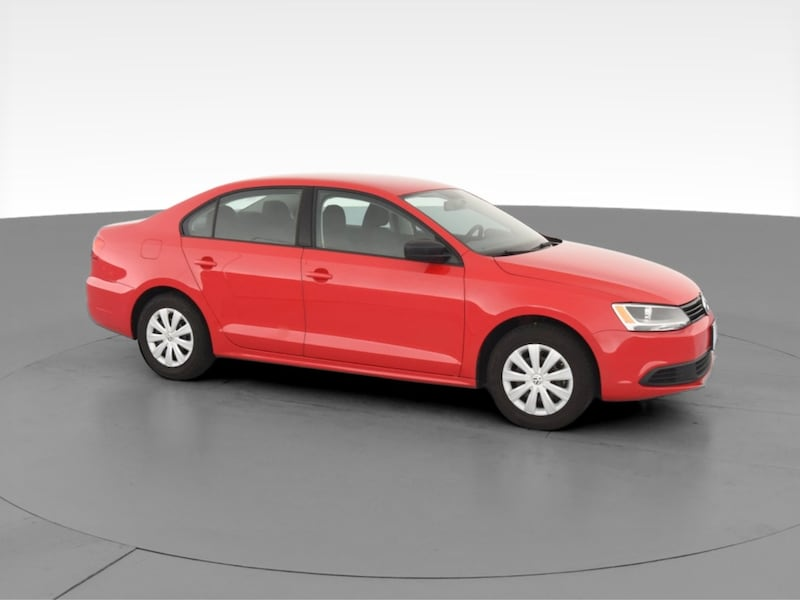 2014 VW Volkswagen Jetta sedan 2.0L Base Sedan 4D Red  d7881a50-2cd1-432a-8999-9ab34e3ccdfb
