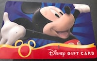 Disney $200 Loaded Gift Card Kissimmee, 34747
