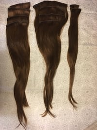 Hair extensions  Vancouver, V6B 8P5