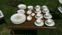 Antique Royal China Inc Harmony pattern Abbotsford, V4X 2P7