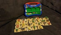 Leap frog word whammer magnet.. talks builds words Redford Charter Township, 48239